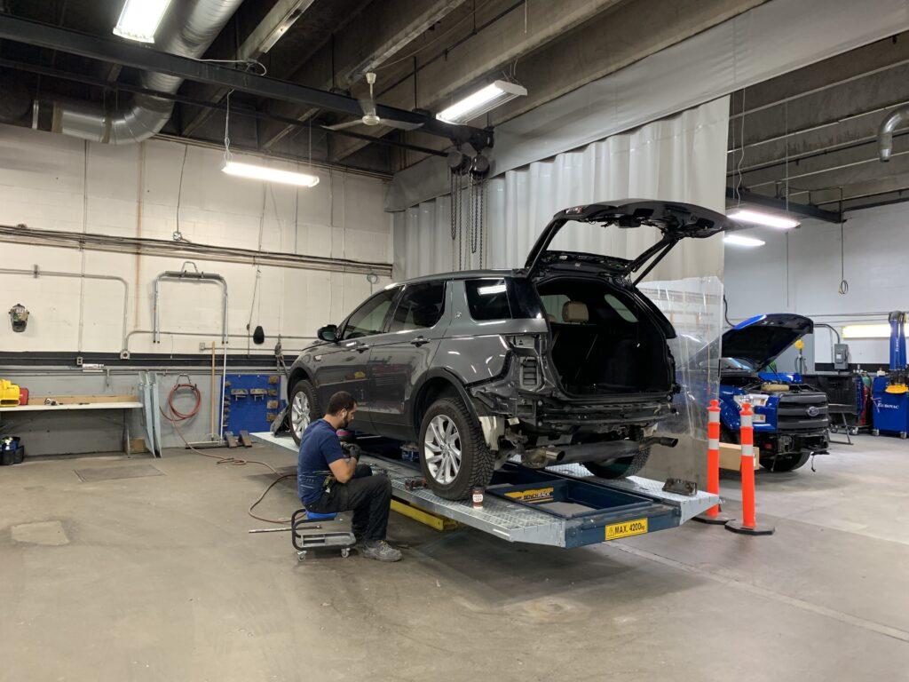 IAG Vehicle Collision Repair
